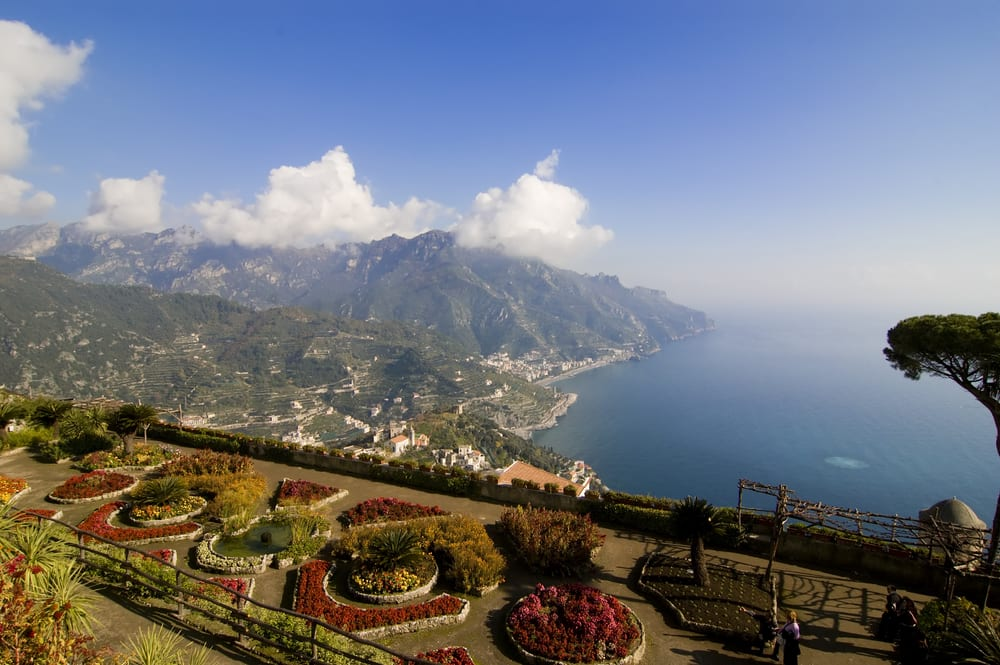 Villa Rufolo of Ravello