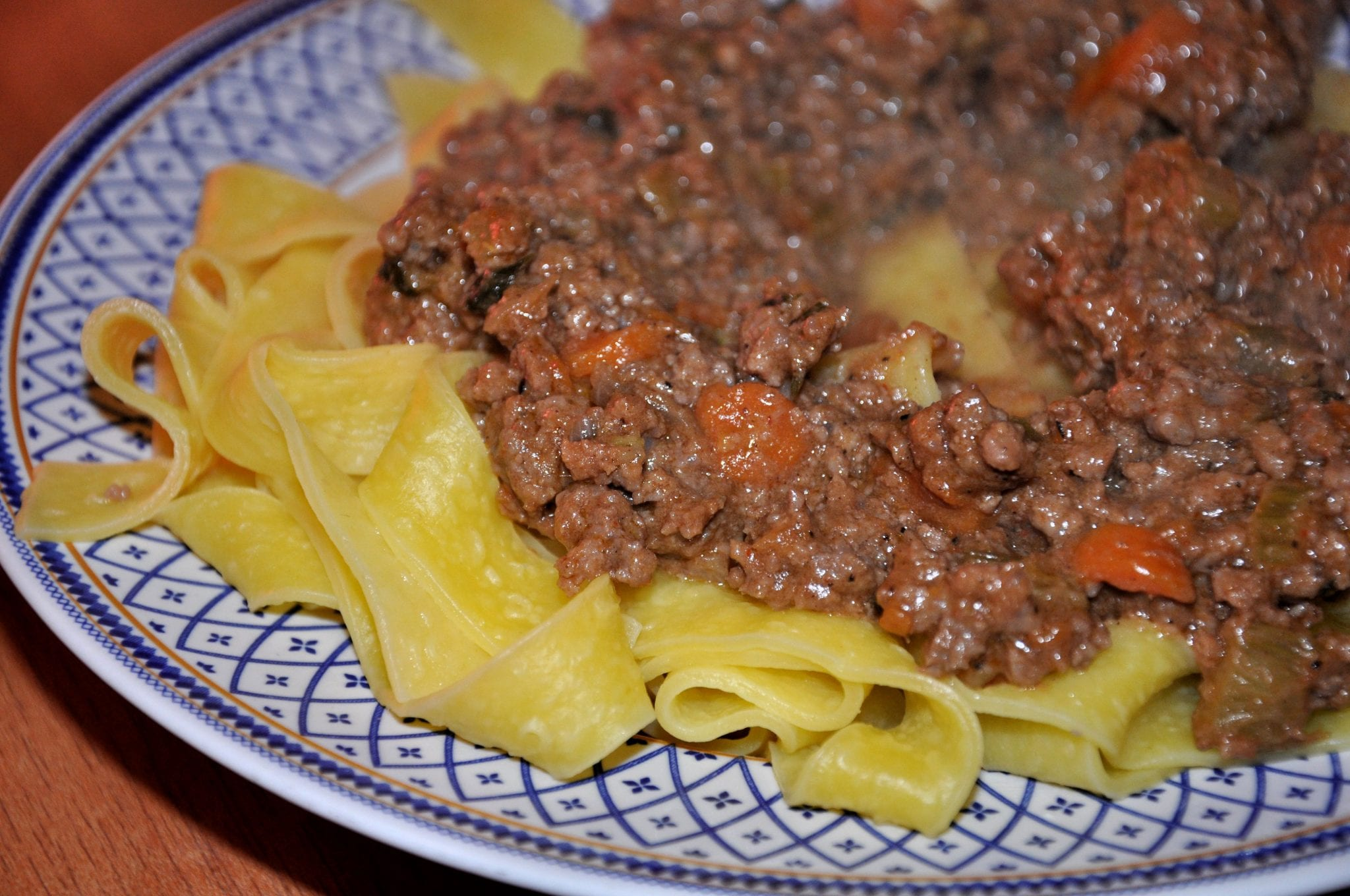 Umbrian and Tuscan ragu, a culinary specialty