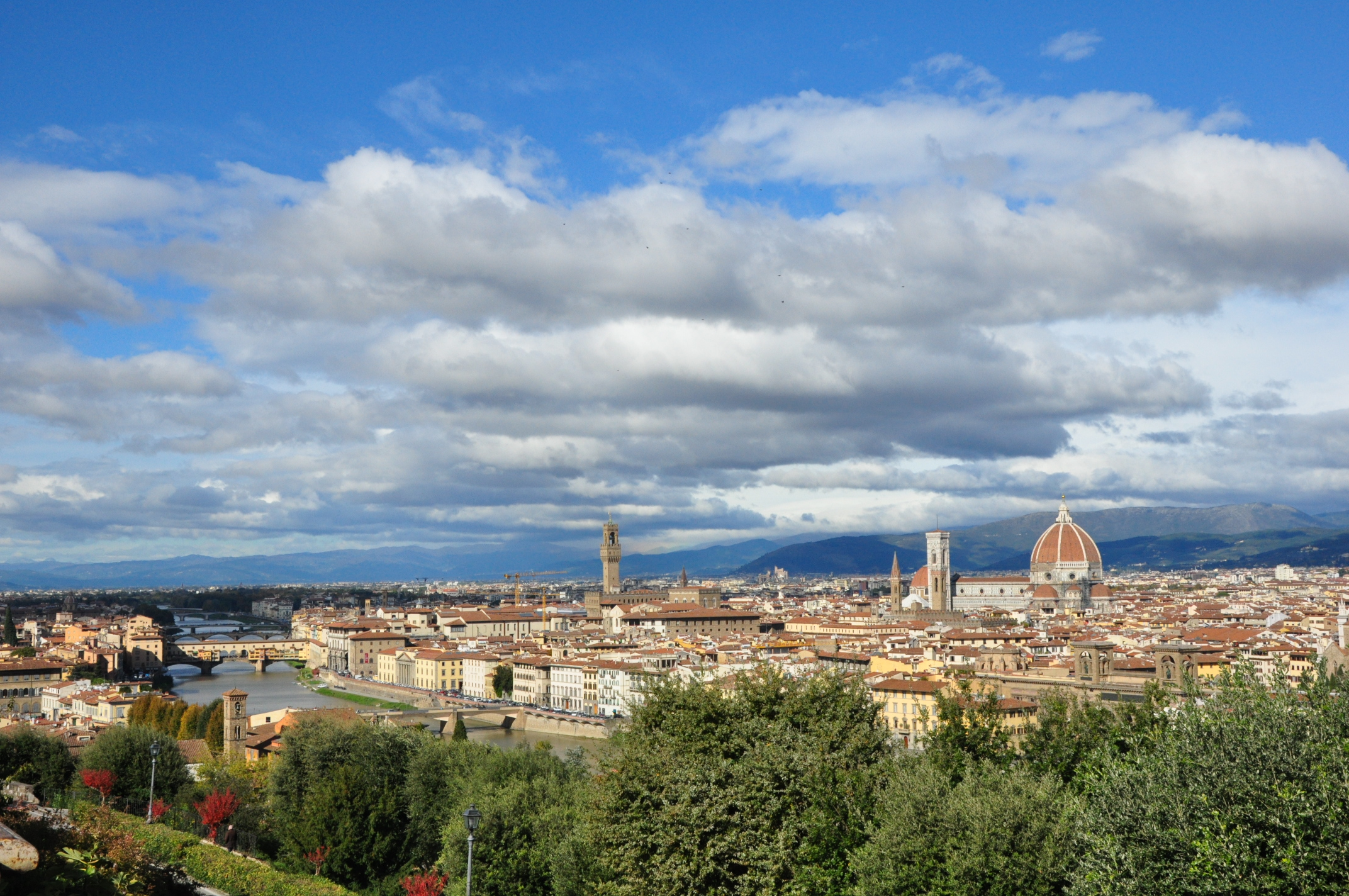 Italian Florence: 10 Top Photo Ops: Where To Find The Best Views Of Italy