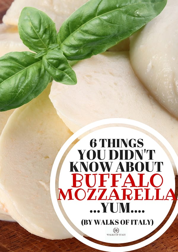 There is an art to making good Mozarella. Find out its secrets on the Walks of Italy blog.