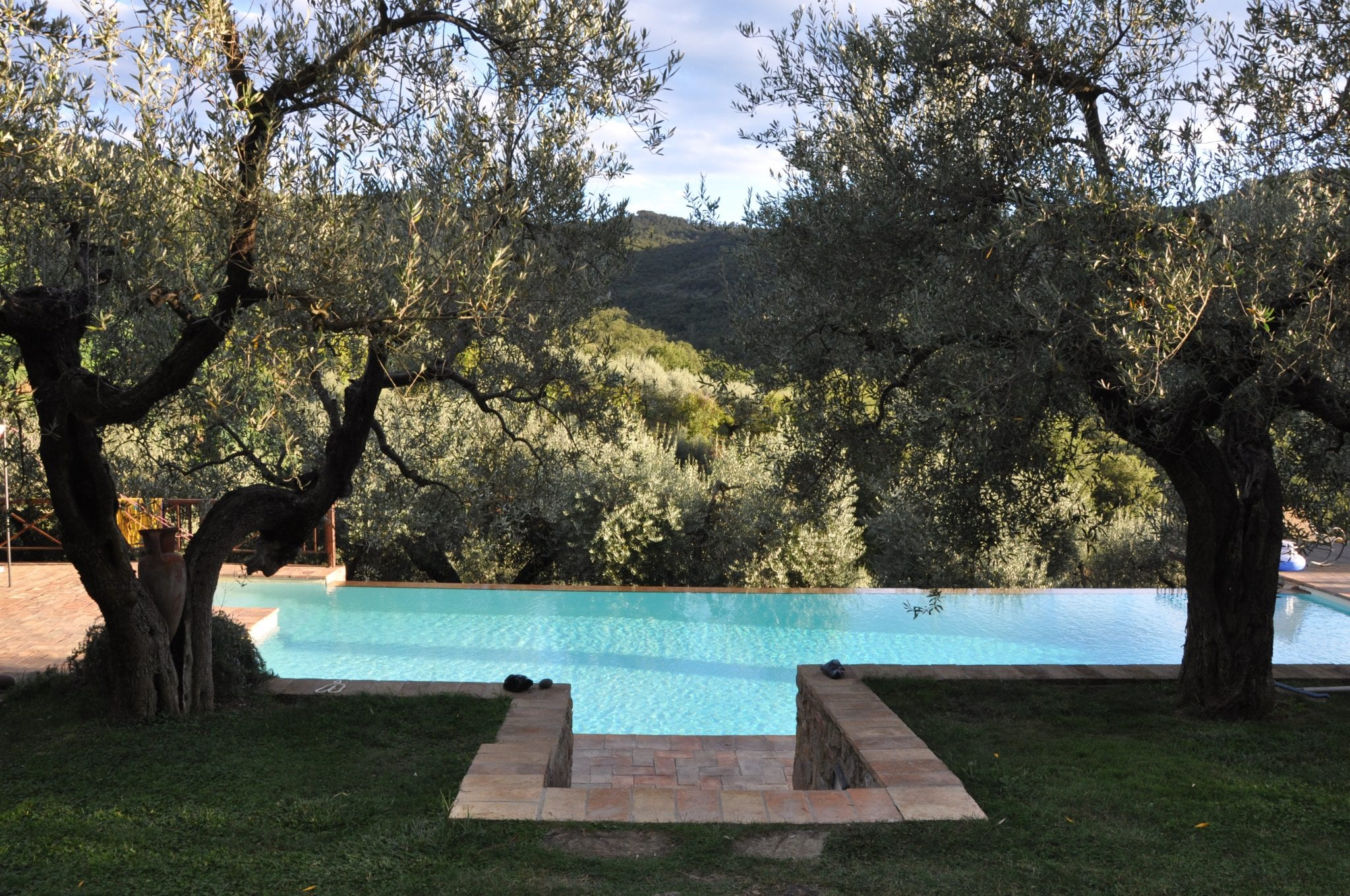 Some agriturismi have all the luxurious amenities