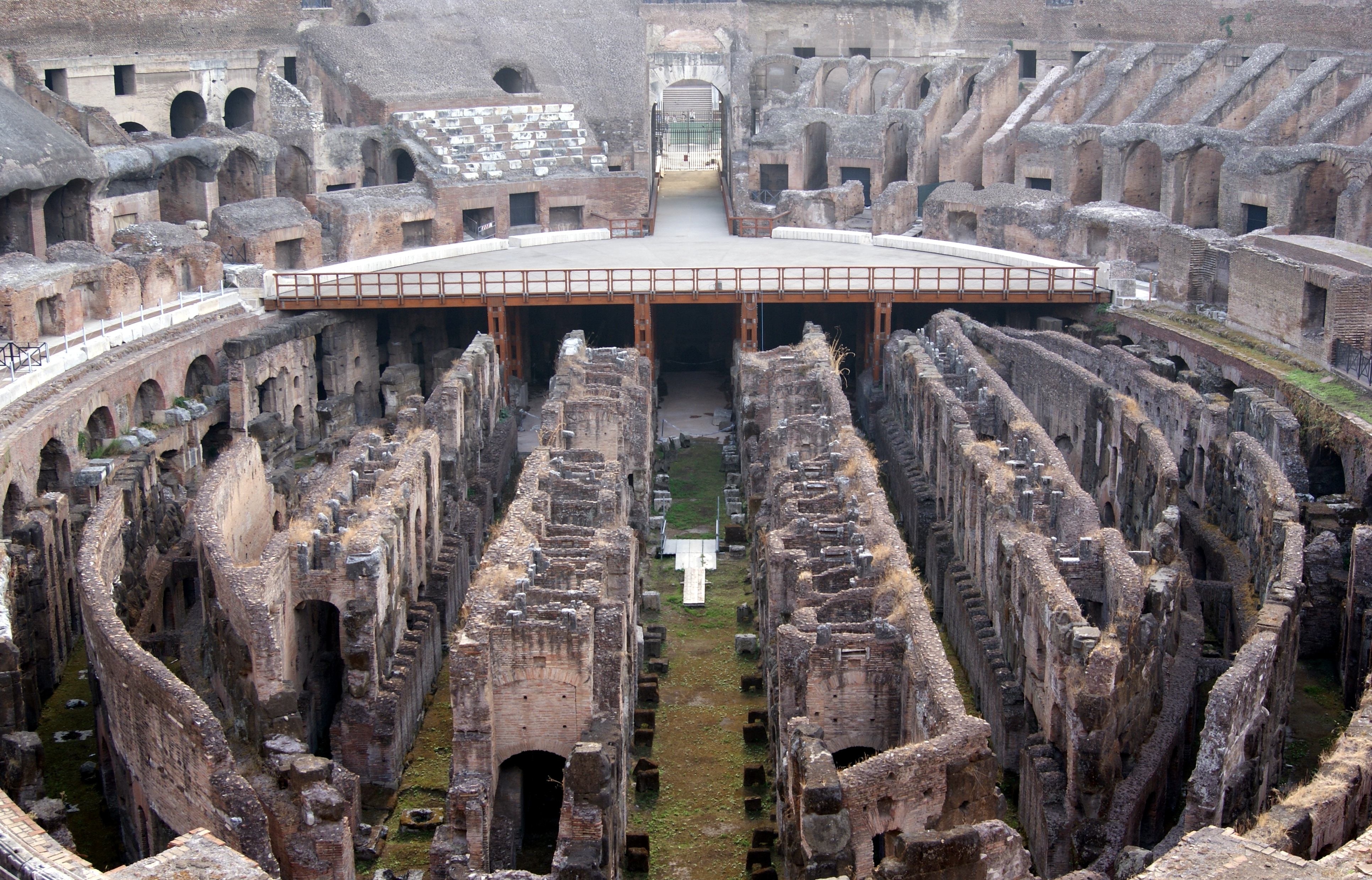 Colosseum Underground Tours Tickets Is It Open 2014