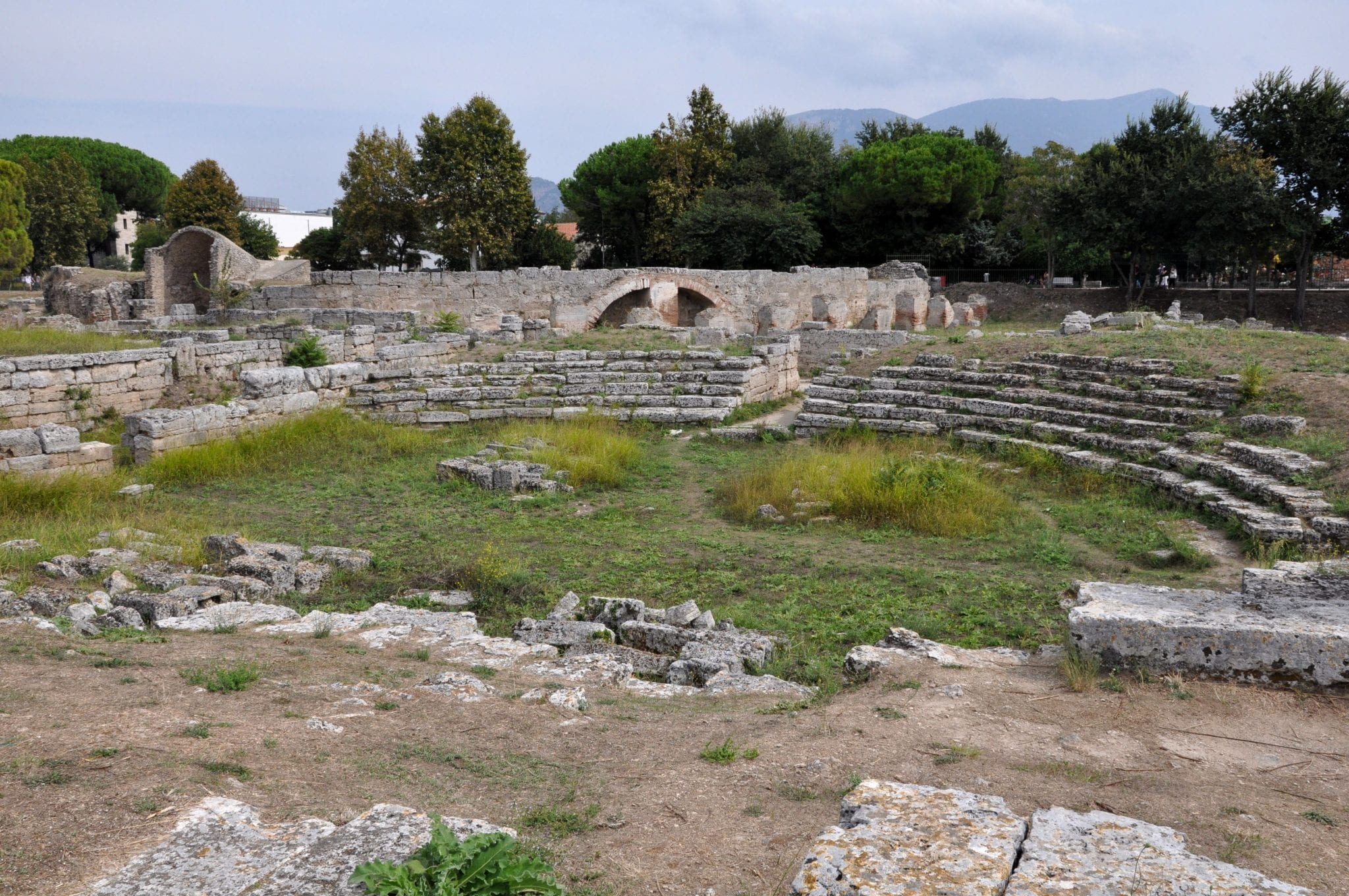 Ancient Roman theater
