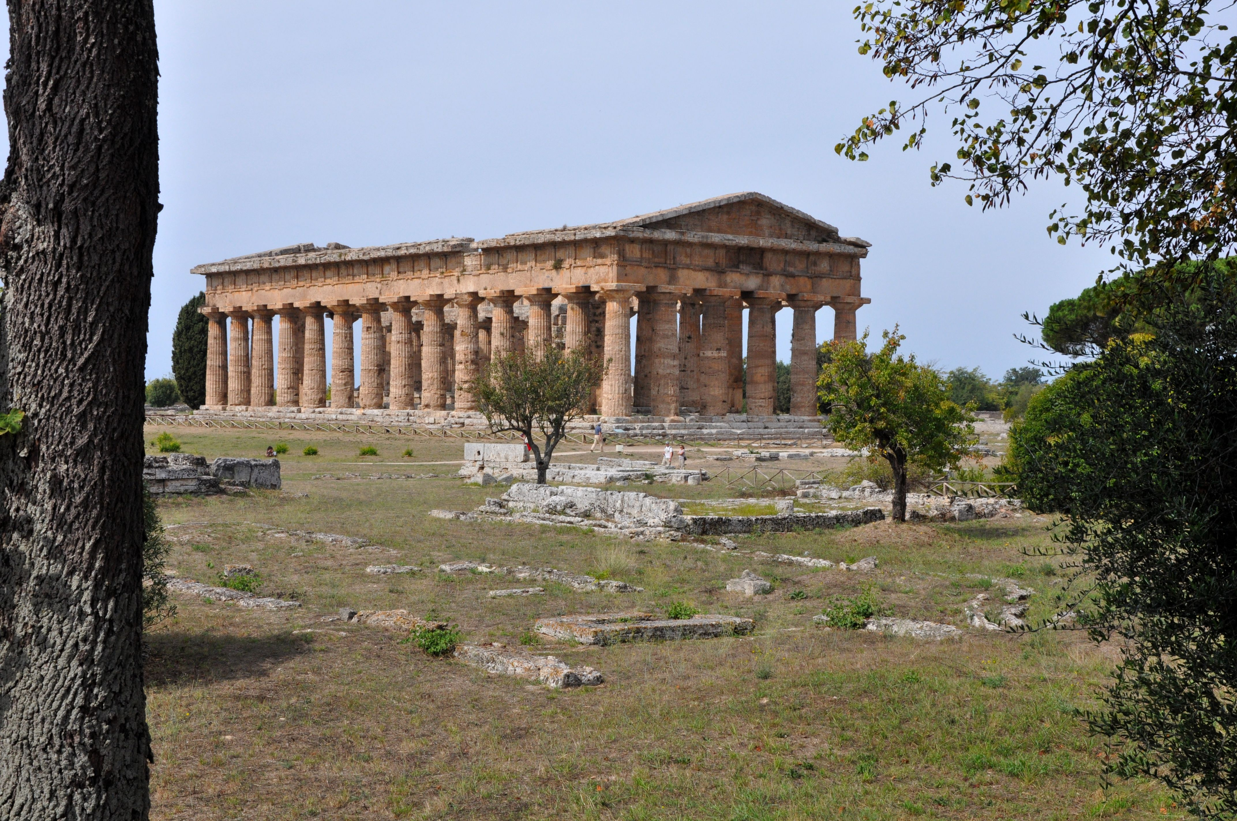 Italian Florence: The Best Ancient Greek Ruins In Italy's Mainland: Paestum