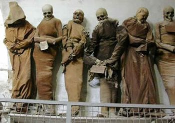 Halloween Edition: Italy's Creepy Crypts, Catacombs, Cemeteries & More