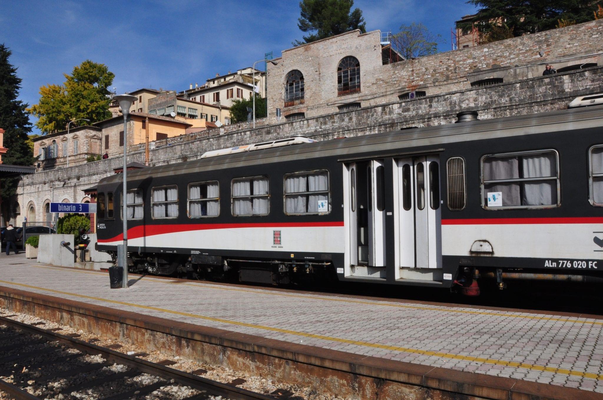 Umbrian train line