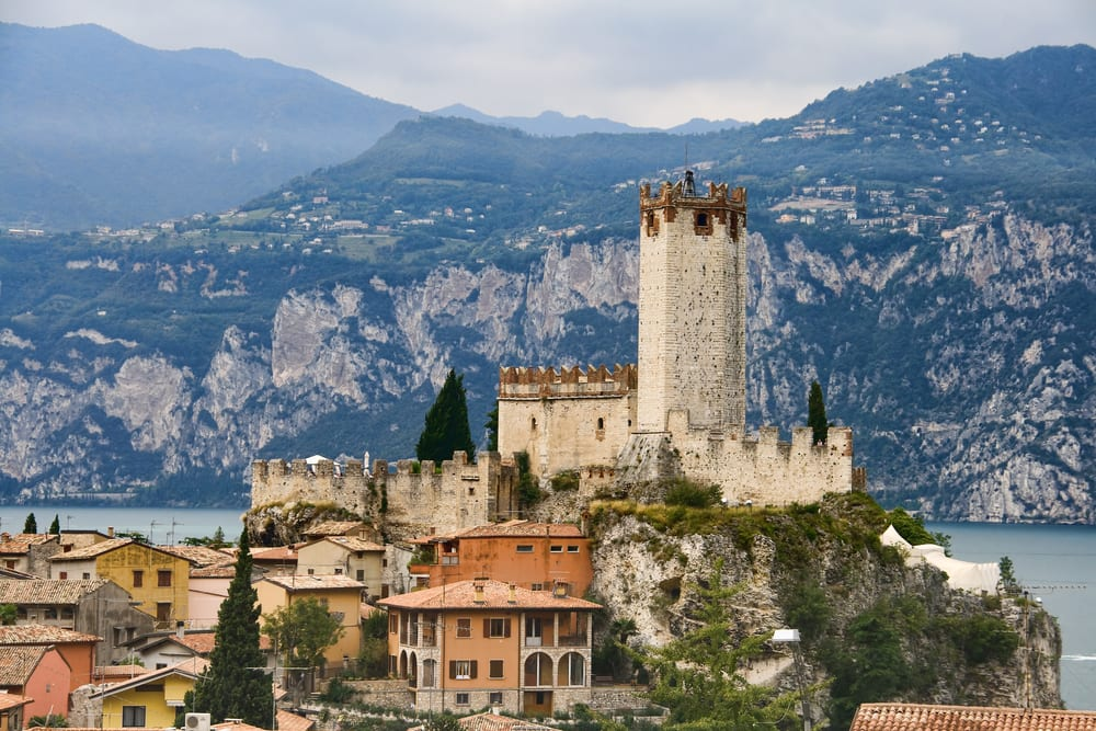 One of the most beautiful castles in Italy