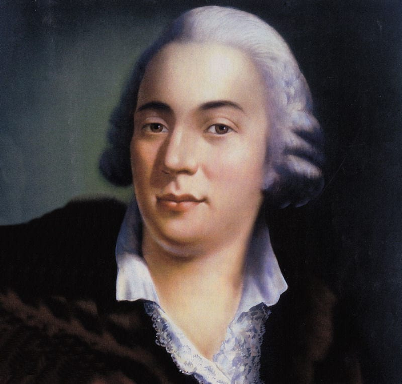 Giacomo Casanova. Photo: Wikimedia Commons.