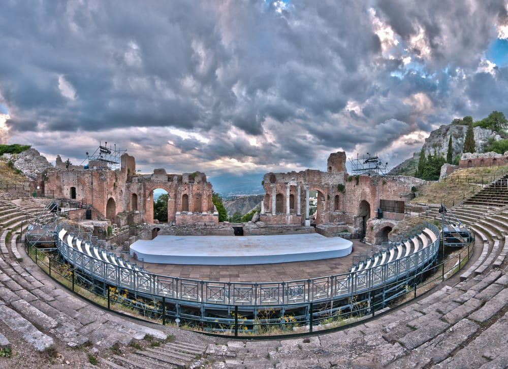 One of the best ancient ruins in Sicily