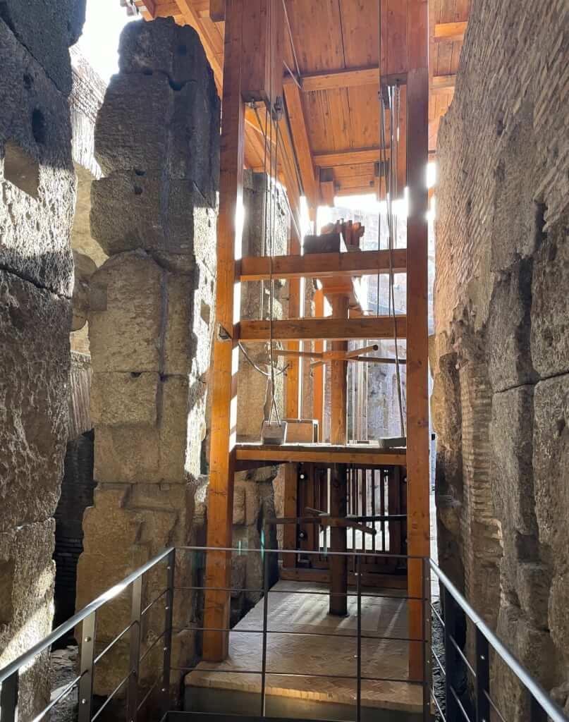 Colosseum Underground Reopens