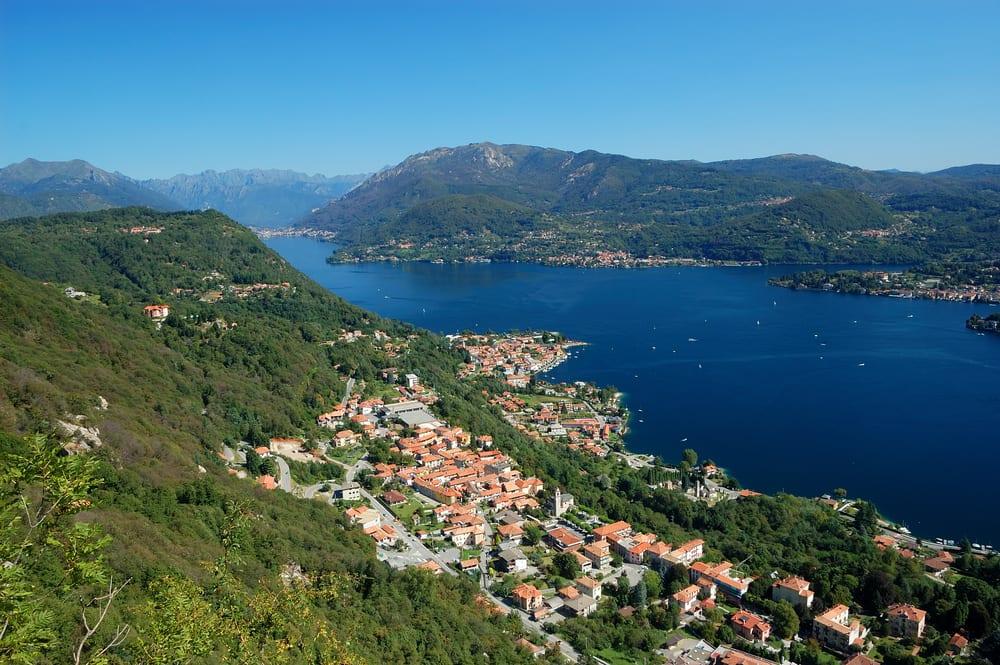 Lago d'Orta, near Pella