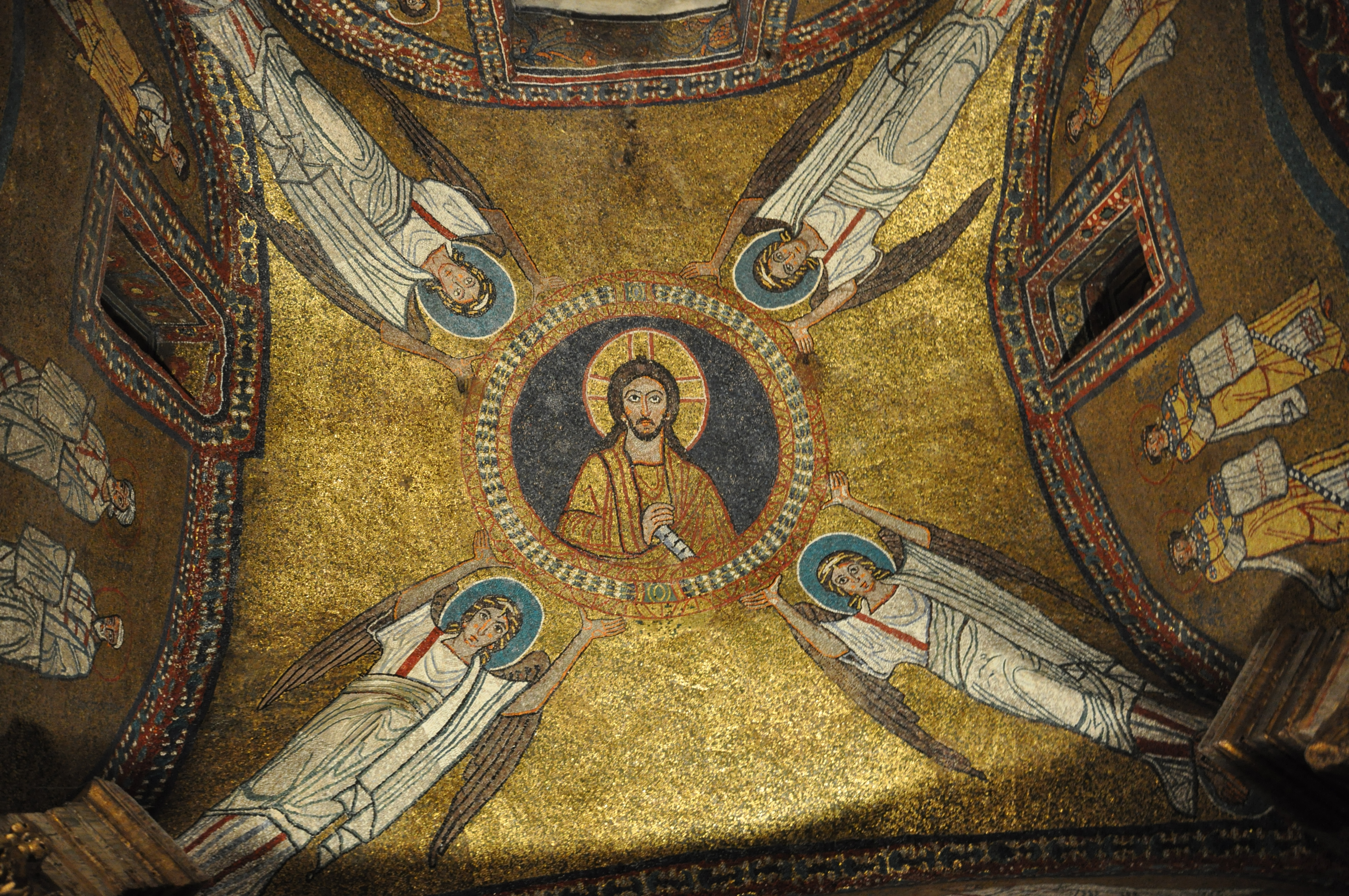 In Photos: 6 Places to See the Best Byzantine Mosaics in ...
