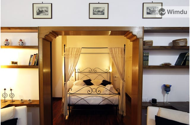"For just 60 a night, you can sleep two at the ""Cozy Apartment close to Coliseum"" in Rome, on Wimdu"