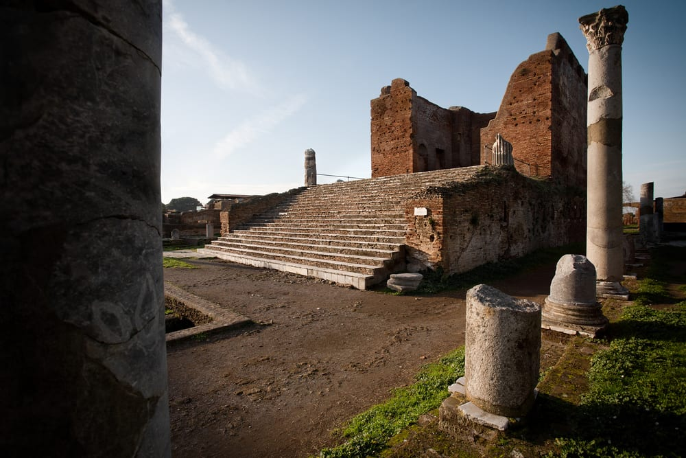 Day trip from Rome to Ostia