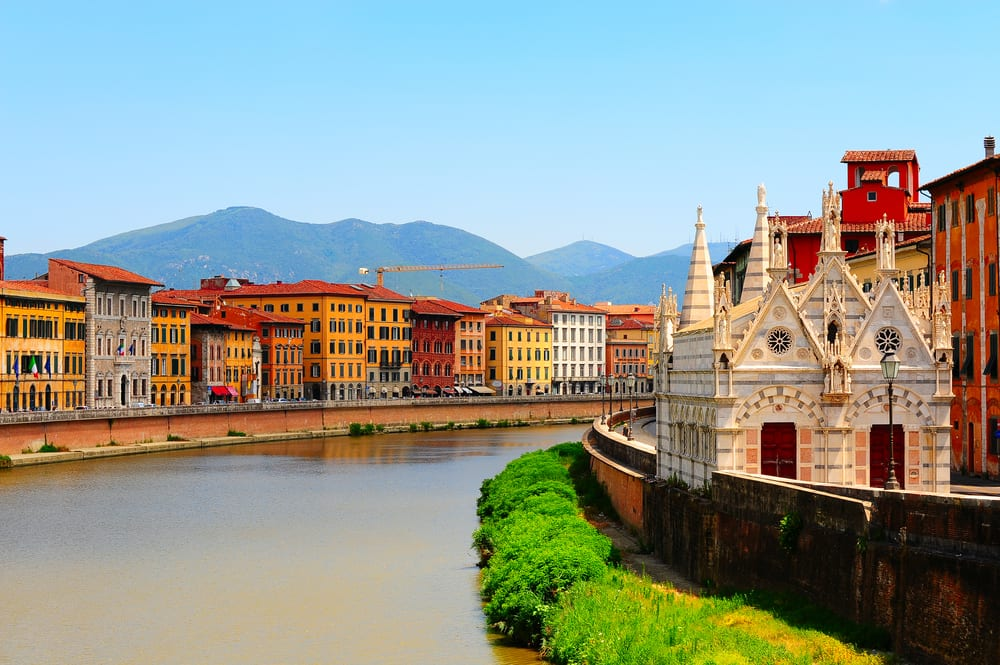 There's more to Pisa's beauty than just the Leaning Tower!