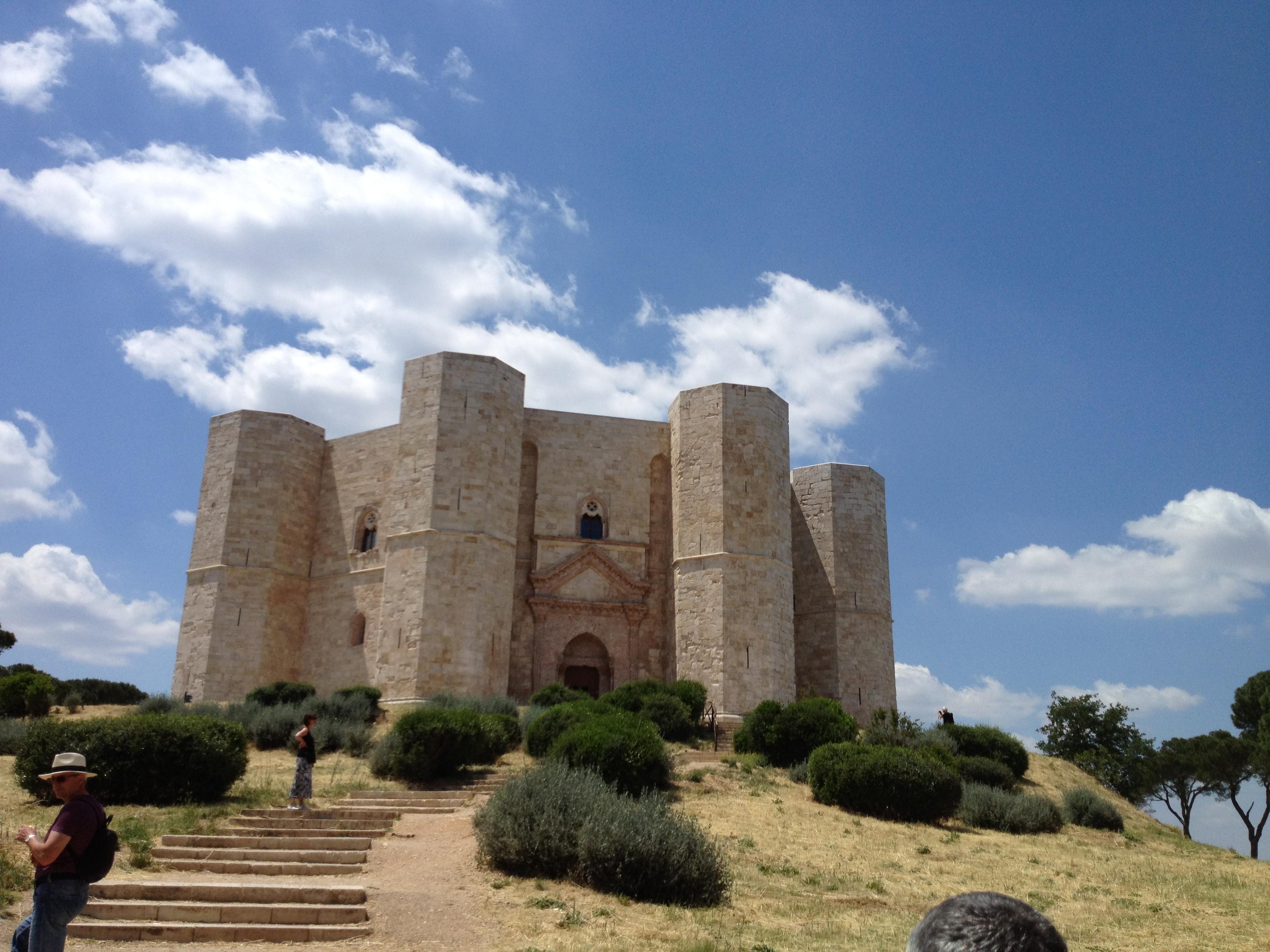 castel del monte - photo #34