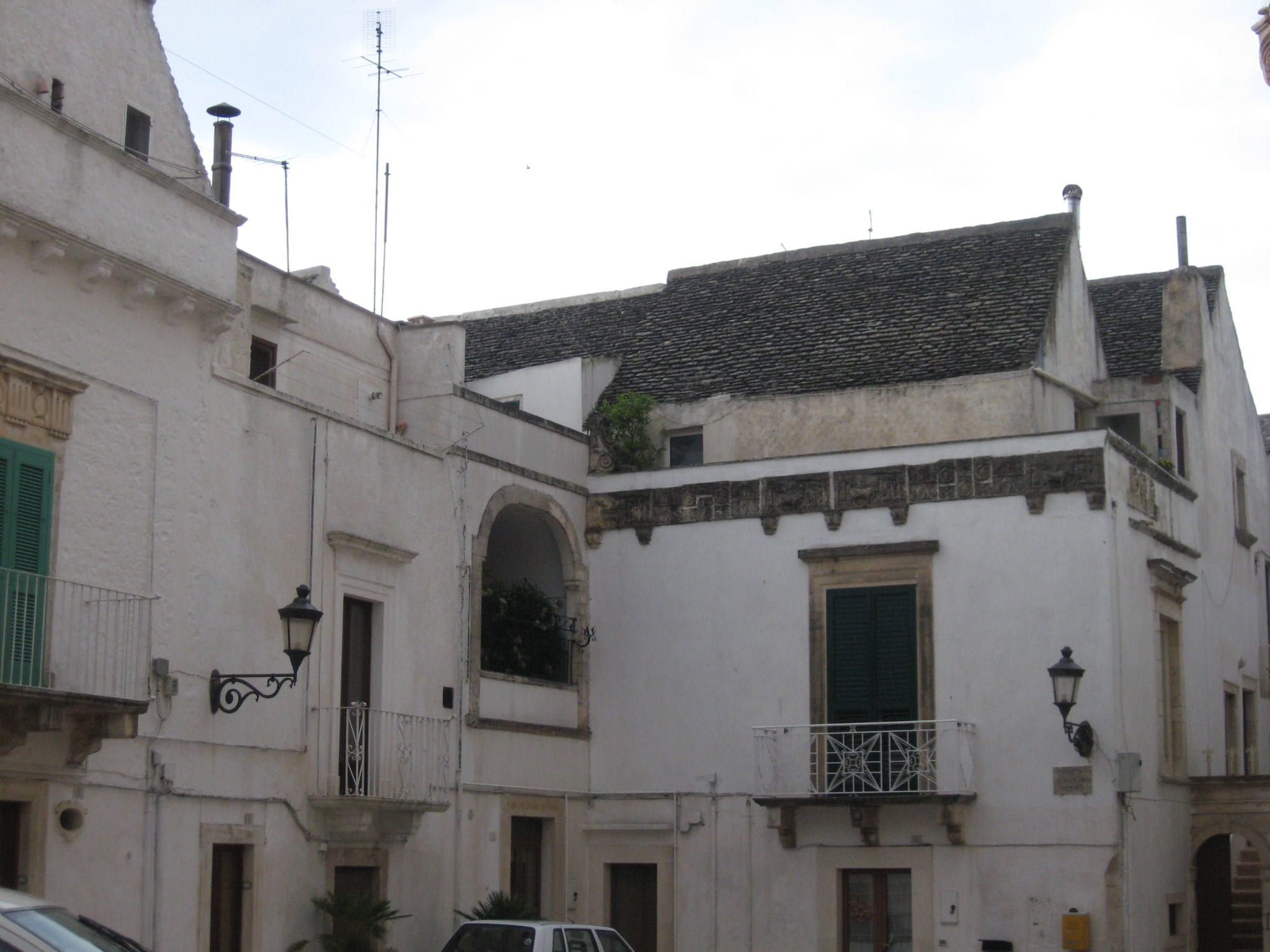 Itria Valley, Puglia - Locorotondo - Cummerse Roof