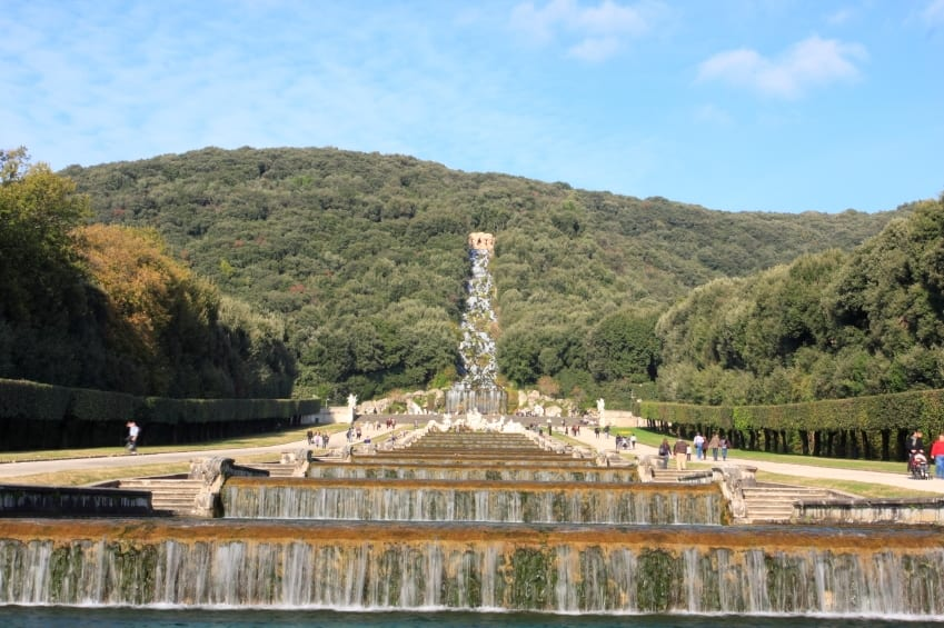 UNESCO World Heritage Sites in Southern Italy - Palace of Caserta