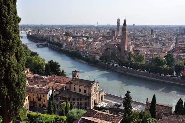 Verona, a gem of the Veneto region