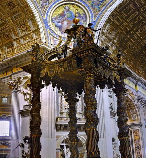 6 Surprising Facts About St. Peter's Basilica