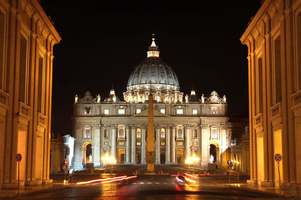Come March, all eyes will be on St. Peter's Basilica for news of the new Pope!