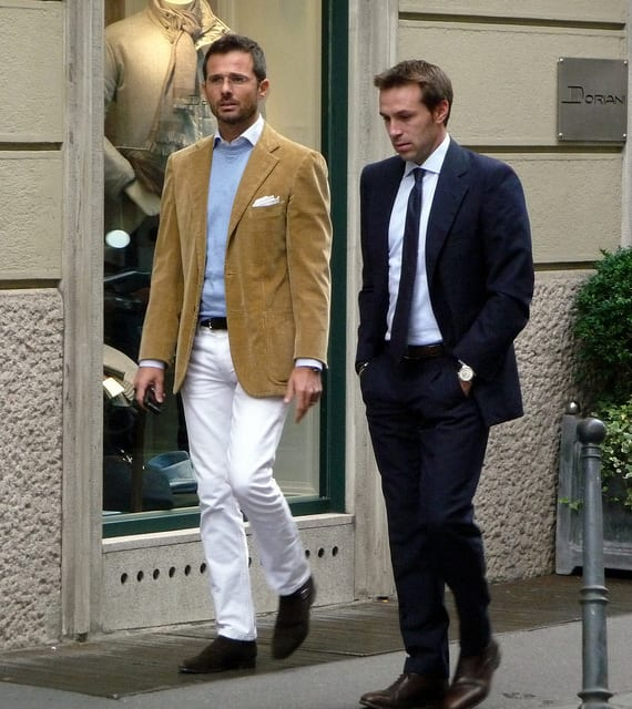 italian men fashion Italian fashion for men
