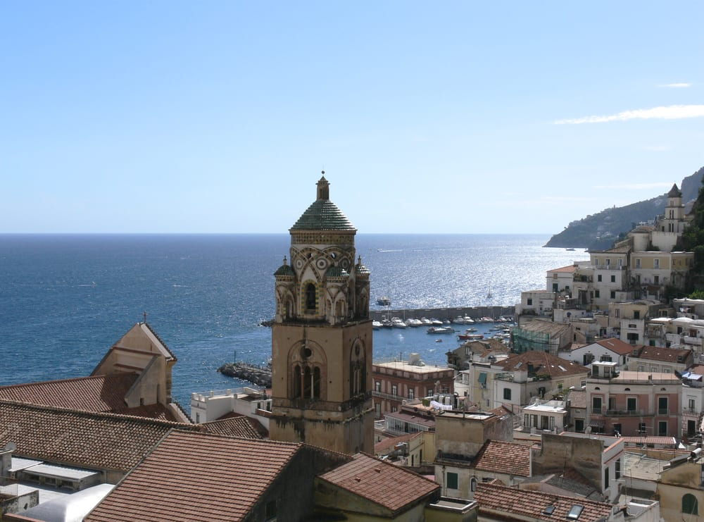 Amalfi Town and its Duomo, just one top sight on the Amalfi coast