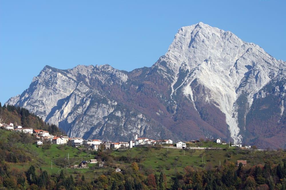 Cabia and Monte Sernio in Friuli-Venezia Giulia
