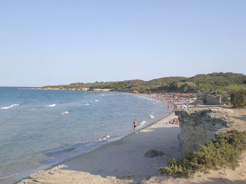 Puglia beach