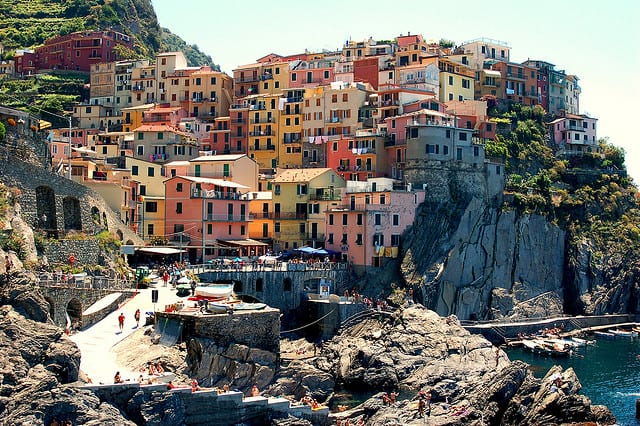 Hiking the Cinque Terre  Blog  Walks of Italy