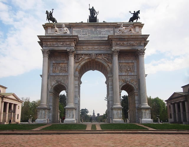 6 must see sights in parco sempione milan 39 s city park