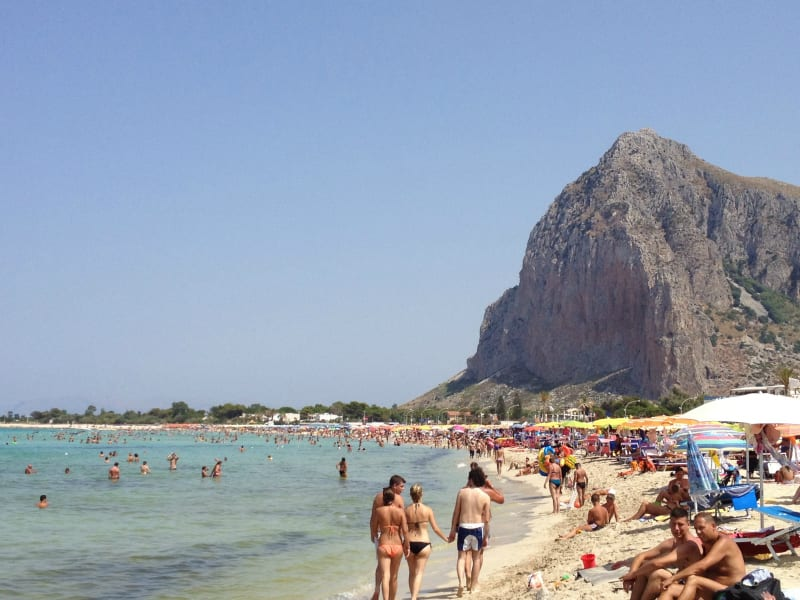 San Vito Lo Capo Hotels On The Beach