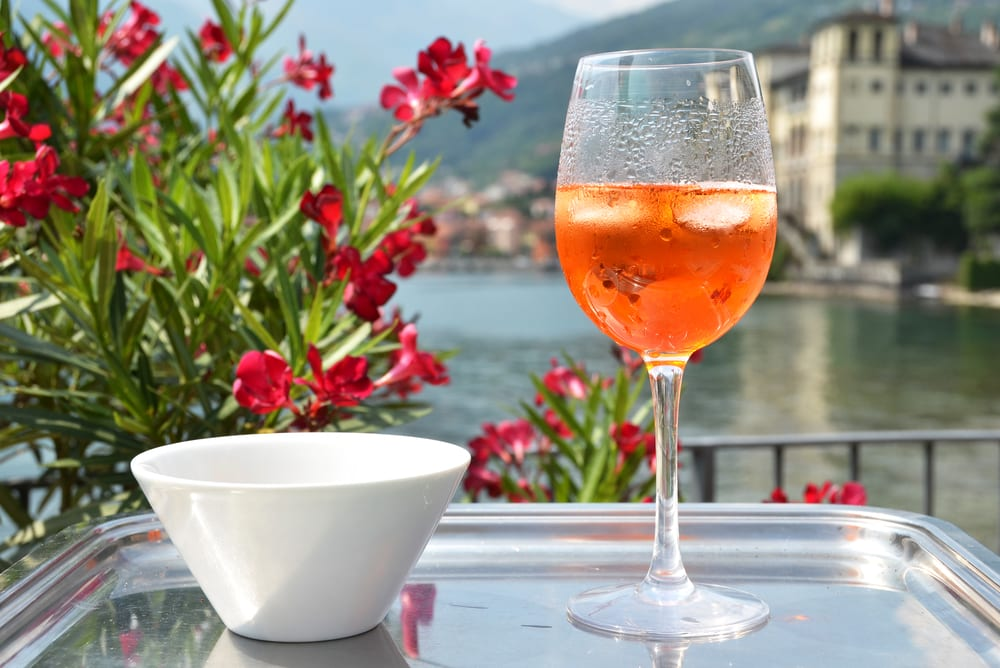 The best italian cocktails for summer walks of italy blog for Cocktail spritz