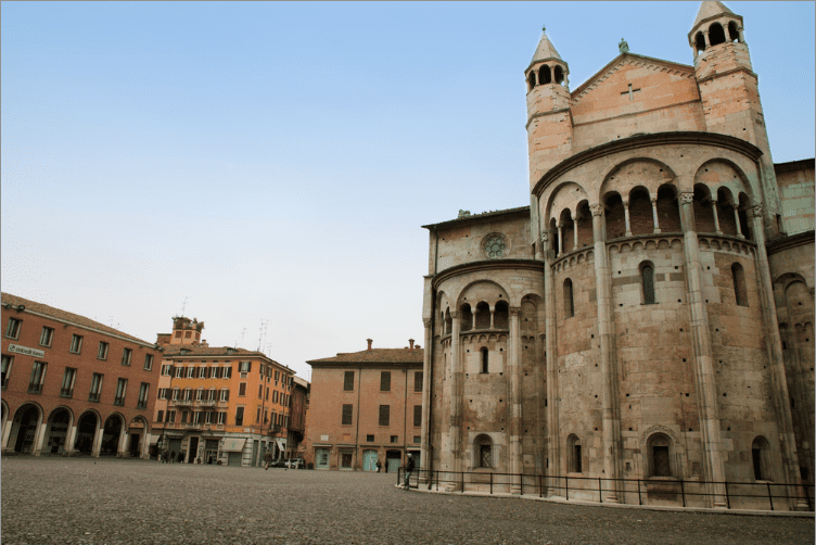 Modena Italy  city pictures gallery : Cathedral of Modena, Italy
