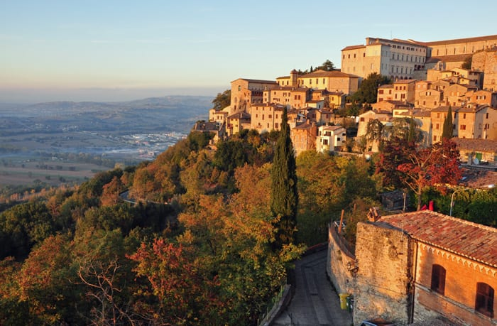 Best small towns in Italy's central regions