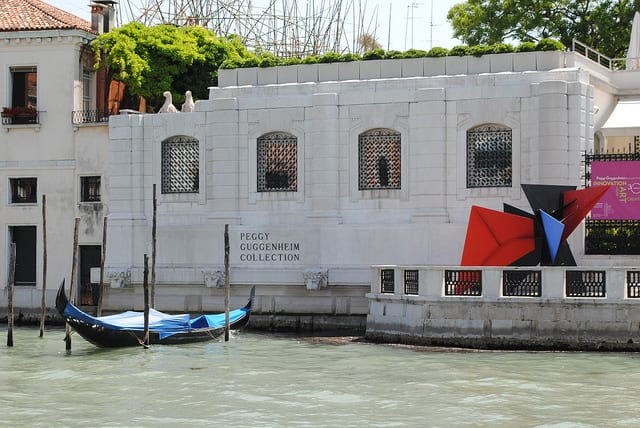 Peggy Guggenheim Collection (flickr: bookfinch)