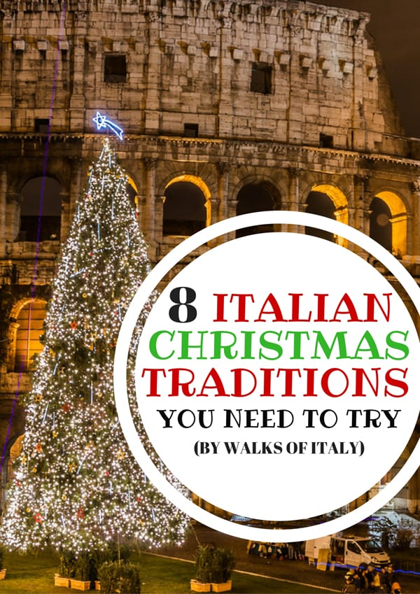 the best christmas traditions in italy - Whens Christmas Day