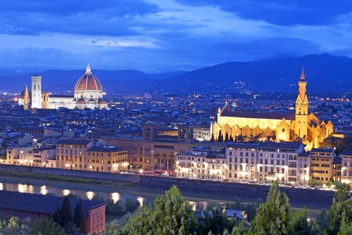 Italian Florence: Florence At Christmas And New Year's: Top Tips For