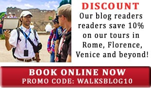 walks of italy rome venice florence tours