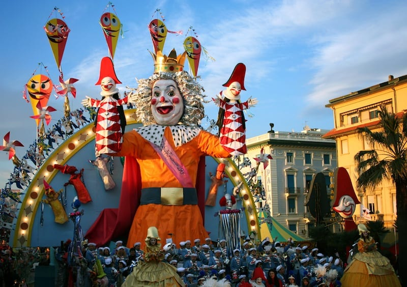 The Best Places to Celebrate Carnival in Italy (Beyond ...