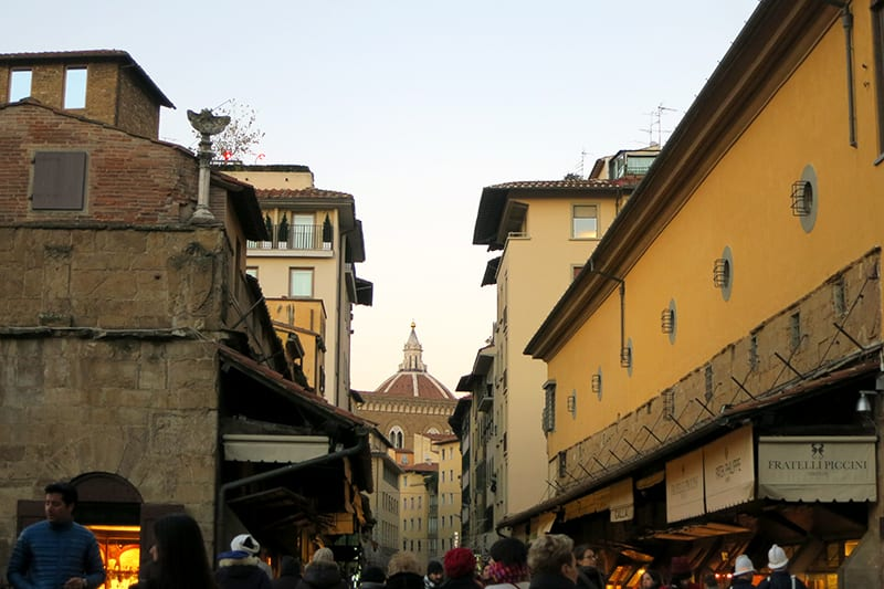 The 4 Best Streets for Shopping in Florence