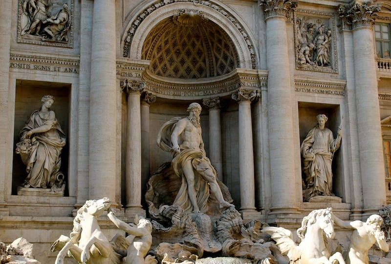 9 Things You Didn't Know About The Trevi Fountain