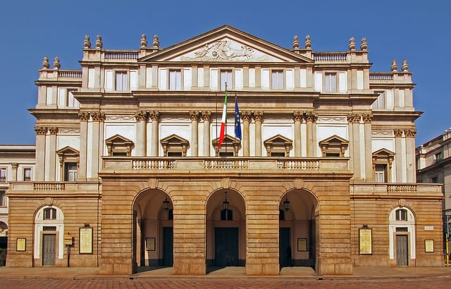 The Top 7 Italian Opera Houses (in Pictures)