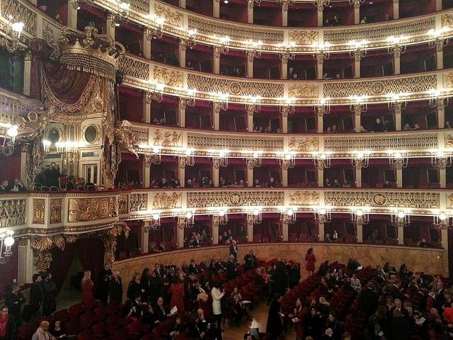 Top 7 Italy Opera Houses Italy Blog Walks Of Italy