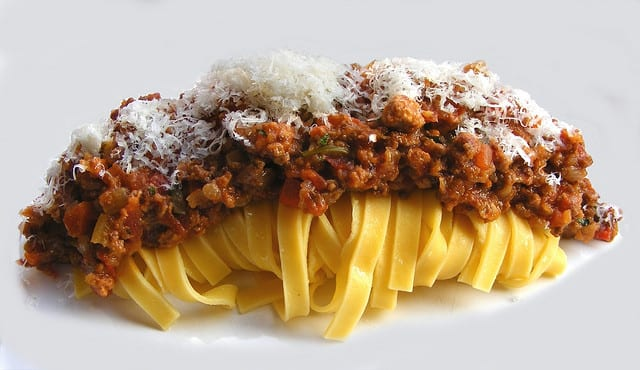 There's no such thing as Italian food | La Piccola Fontana