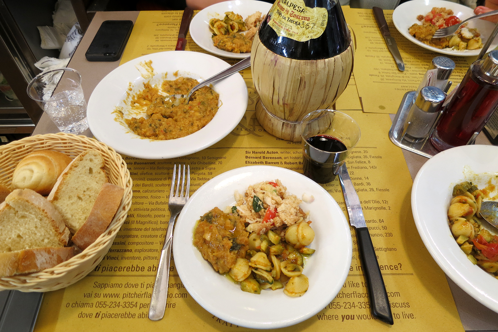 florence italian cuisine irvine - photo#40