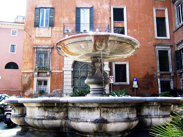 The Jewish Ghetto, Rome: A Visitor's Guide