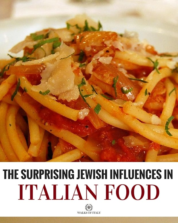 Why jewish food needs to be on your list of what to eat in for Italian food list