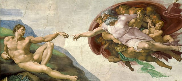 The creation of Adam is one of Rome's can't-miss sights. Find out what else you cannot leave Italy without seeing!