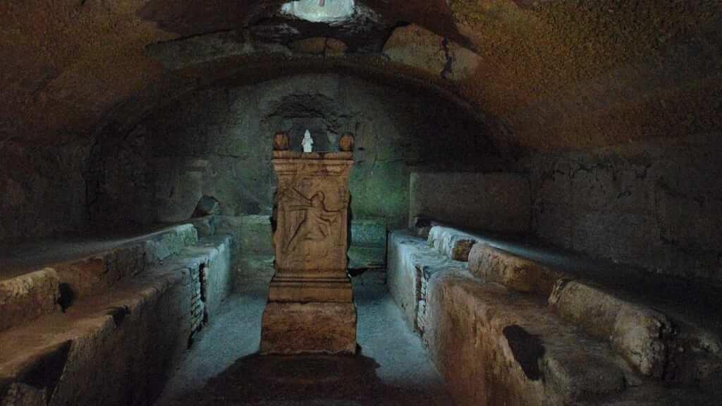 Mithraeum, the Basilica of San Clemente